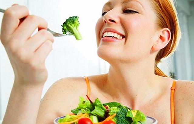 9 Makanan Yang Dapat Meningkatkan Kekebalan Tubuh