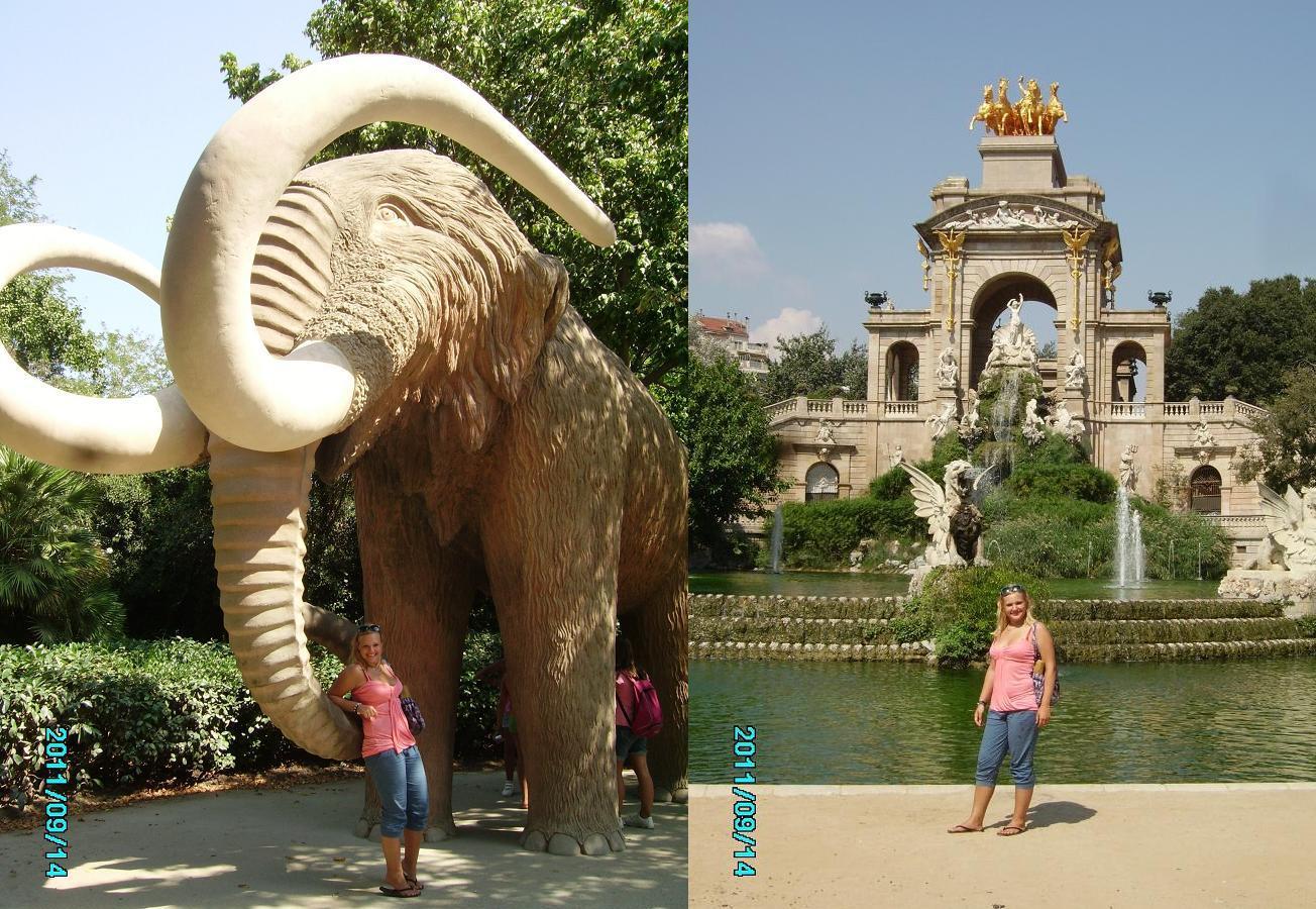 park-Barcelona-mamut