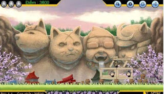 Game ninja cho 2 chien dau voi ninja meo