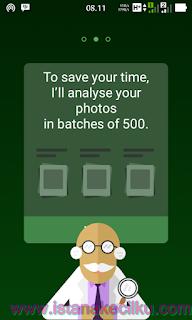 """Sebuah solusi sederhana untuk masalah ini adalah, bahwa Anda dapat membuka aplikasi Galeri Foto di ponsel Android Anda, atau menggunakan aplikasi File Manager untuk menemukan folder media di WhatsApp, dan menghapus seluruh folder yang berisi gambar-gambar """"SPAM"""" dari WhatsApps tersebut. Namun karena WhatsApp tidak membuat perbedaan antara foto-foto yang nyata dan gambar-gambar meme yang tidak berguna, Anda malah berisiko dapat menghapus gambar yang mungkin penting untuk Anda.  Siftr, sebuah developer dari india yang didirikan oleh mantan karyawan Adobe, telah meluncurkan Aplikasi Android cerdas yang dapat membantu Anda untuk menyingkirkan semua foto sampah dari WhatsApp Anda dengan mudah.  Aplikasi ini bernama Magic Cleaner for WhatsApp, cara kerja aplikasi ini adalah dia akan melakukan scan atau memindai folder media di aplikasi WhatsApp Anda dan secara otomatis akan mendeteksi semua gambar sampah seperi screenshot, meme, screen grab video, kartun dan gambar lainnya yang terdapat teks overlay. Kemudian aplikasi ini menawarkan opsi untuk menghapus semua gambar yang terdeteksi secara sekaligus atau dengan sekali klik."""