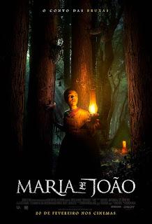 Maria e João – O Conto das Bruxas Dublado Online
