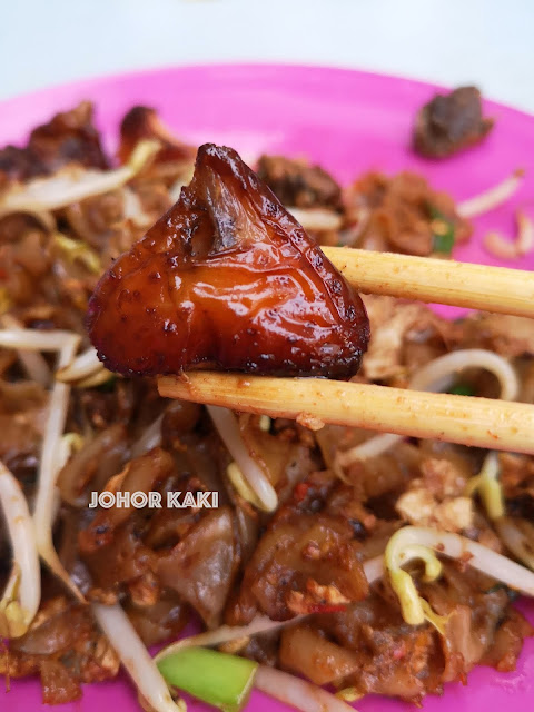 Chicken BBQ @ Meldrum Walk in Downtown Johor Baru Update 2019