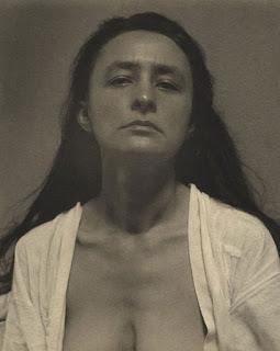 Georgia O' Keeffe par Alfred Stieglitz