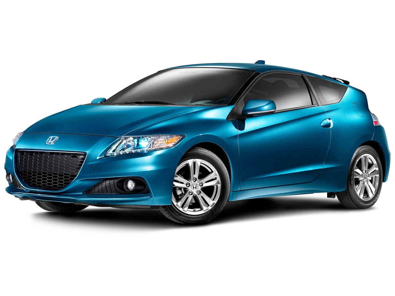 Honda Cr Z Smart Car Manufacured By