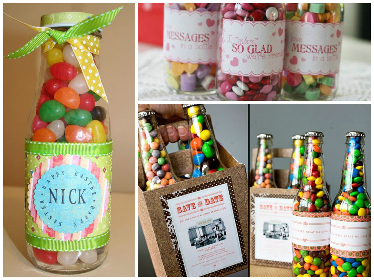 Caramelos en botellas swikar candy - Botellas de vidrio para regalo ...