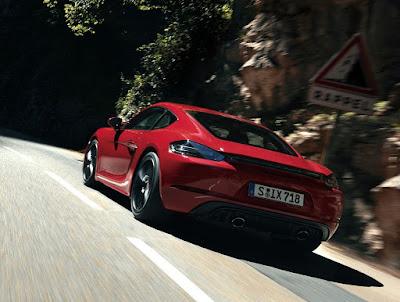 2021 Porsche 718 Cayman Review, Specs, Price