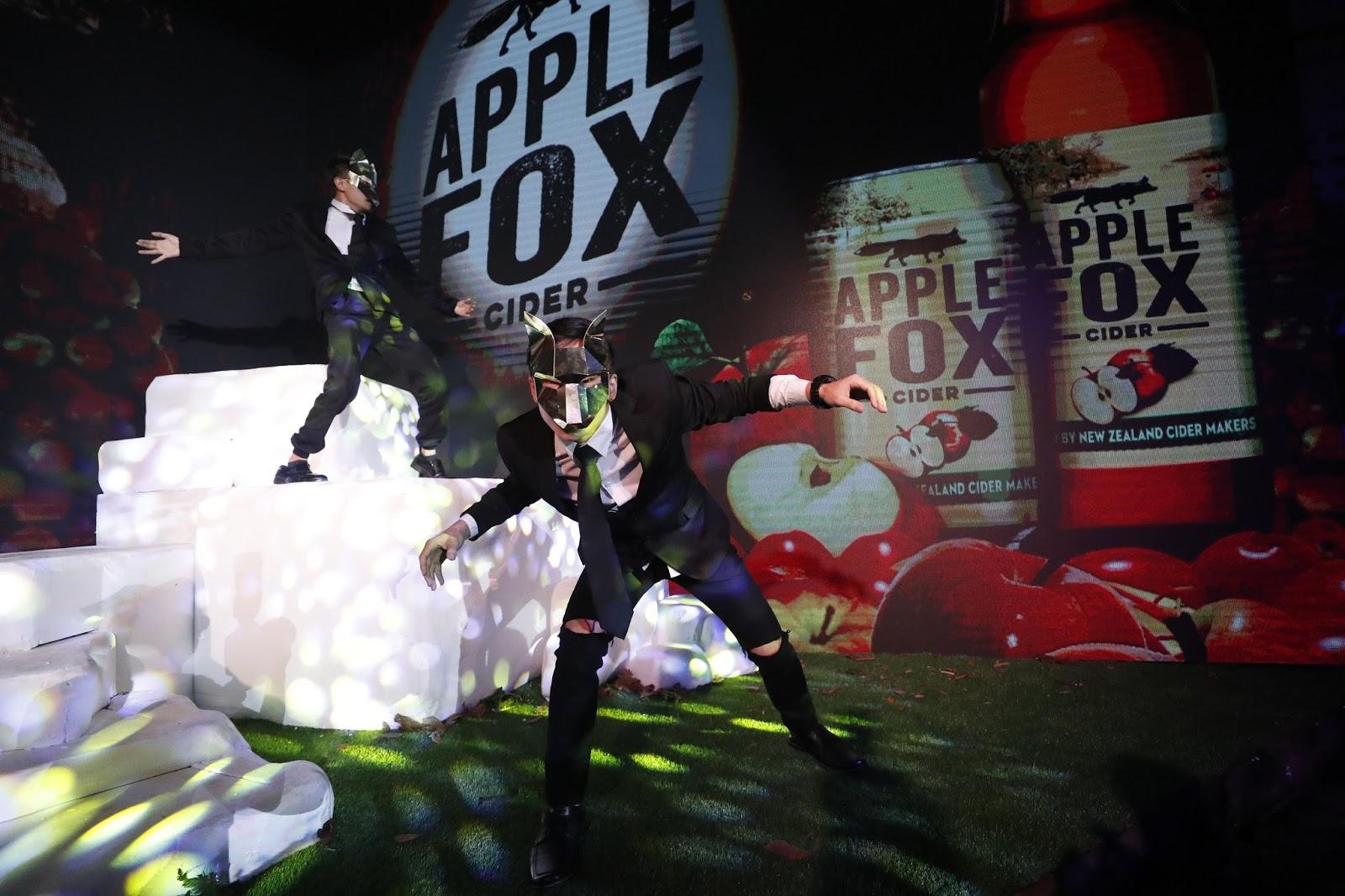 apple fox cider