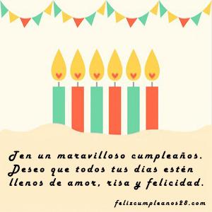 imagenes de cumpleaños, frases de cumpleaños