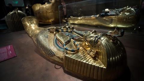 Minden létező rekordot megdöntött a Tutanhamon-kiállítás