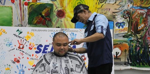 Target Dari Anies Terpenuhi, Jajaran PT. Transjakarta Gundulan Massal