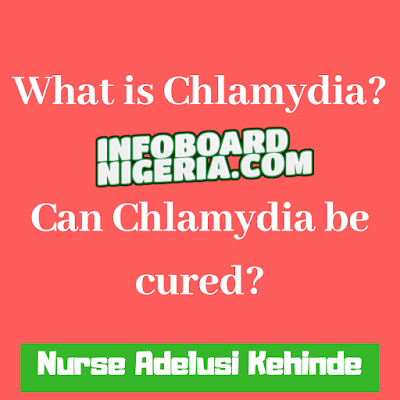 Can Chlamydia be cured