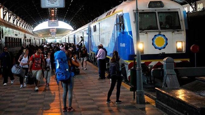Los trenes a Rosario, Córdoba y Tucumán ya llevan una semana interrumpidos