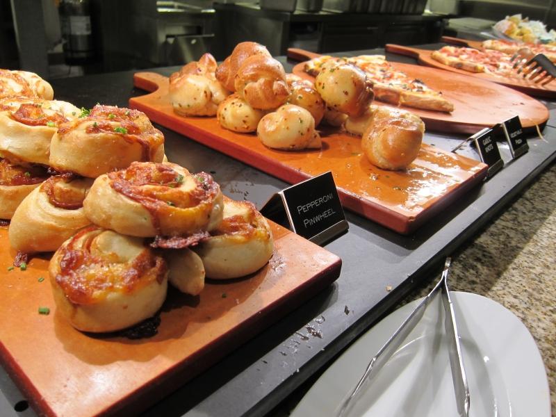 Caesars Palace Breakfast
