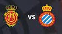 Resultado Mallorca vs Espanyol liga 27-8-21