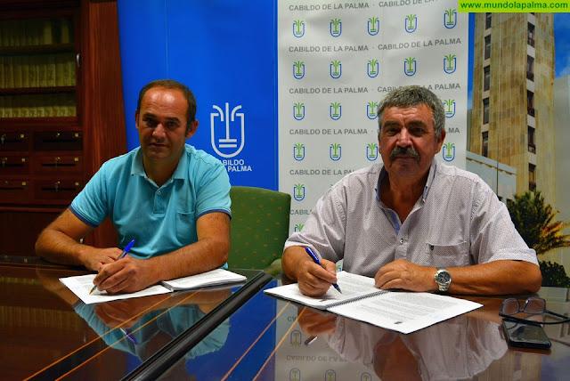 El Cabildo contrata las obras de mejora de las instalaciones del Vivero de Flora Autóctona