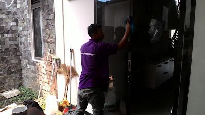 bersih rumah Bandung