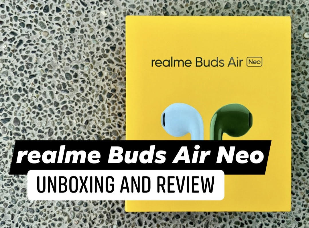 realme Buds Air Neo Unboxing and Review