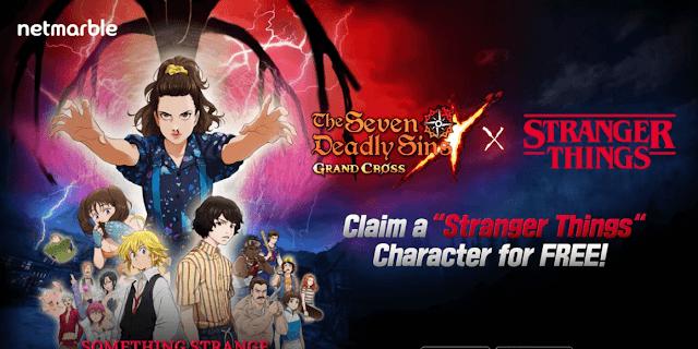 Sakura Revolution Gacha Shut Down, Gacha designed by Hiro Mashima, Seven Deadly Sins Collab with Stranger Things - Best Collab in 2021?!