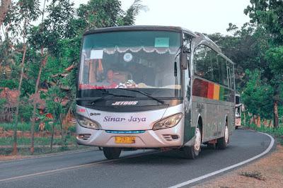Foto Bus Sinar Jaya Jadul 14RB