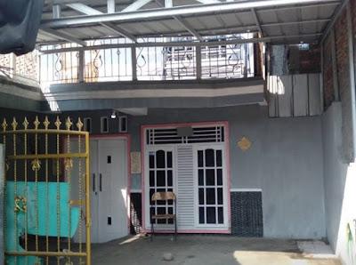 Rumah 2 Lantai Dijual Di Ujung Harapan Bekasi  400Juta Luas Tanah 120meter