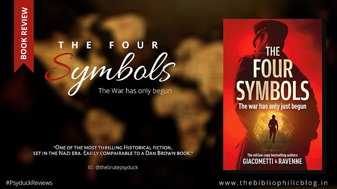[Book Review] The Four Symbols - Giacometti & Ravenne