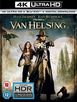 Van Helsing - O Caçador de Monstros 4K Ultra HD Torrent