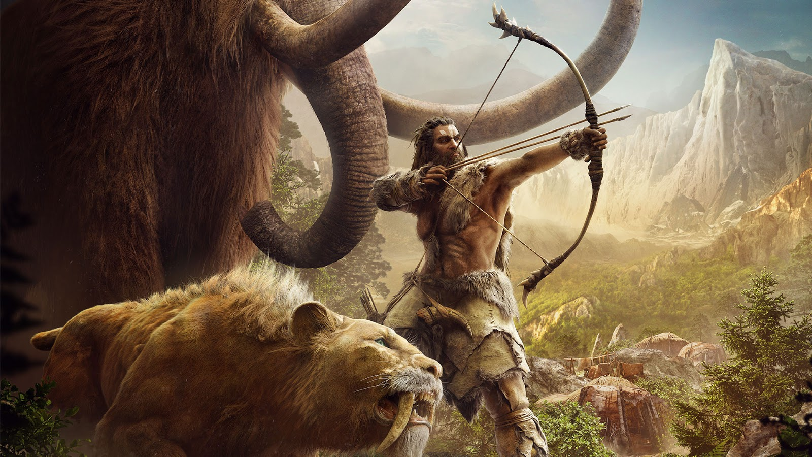Get Five Minute Glimpse Of Far Cry Primal With New 101 Trailer