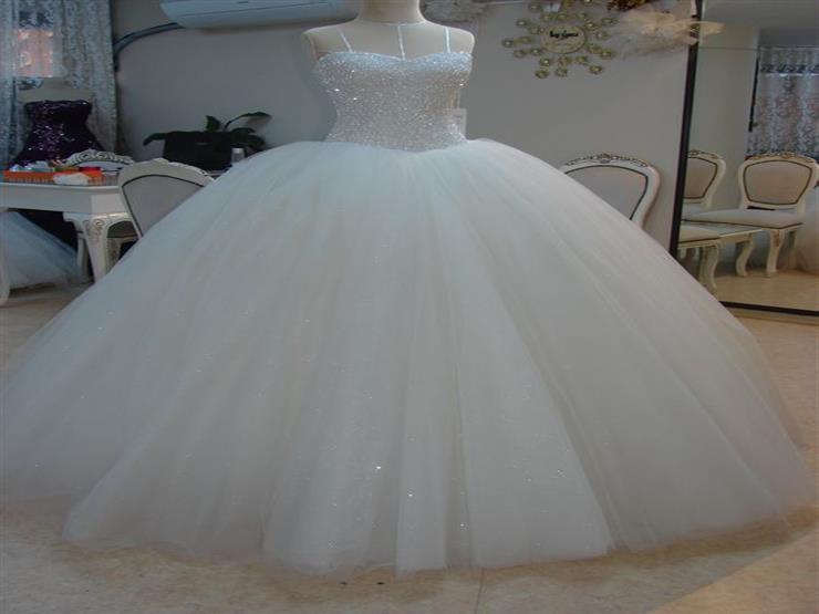 أسعار فساتين الزفاف إيجار وبيع في مصر 2021