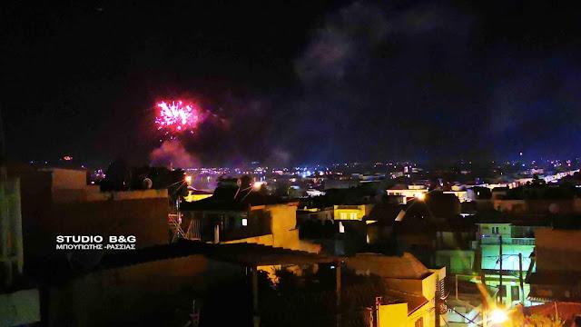 Οι αρραβώνες που αναστάτωσαν το Ναύπλιο (βίντεο)