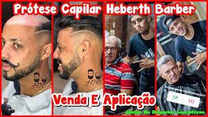 Curso Prótese Capilar - Heberth Barber