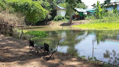 Angelurlaub in Thailand - Mango Garden Guesthouse