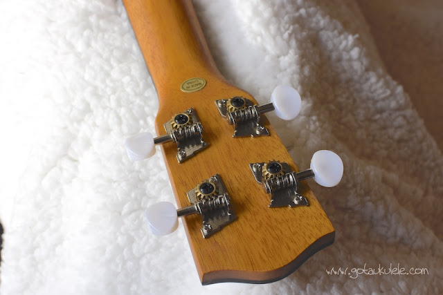 Ohana SK-14 soprano ukulele tuners