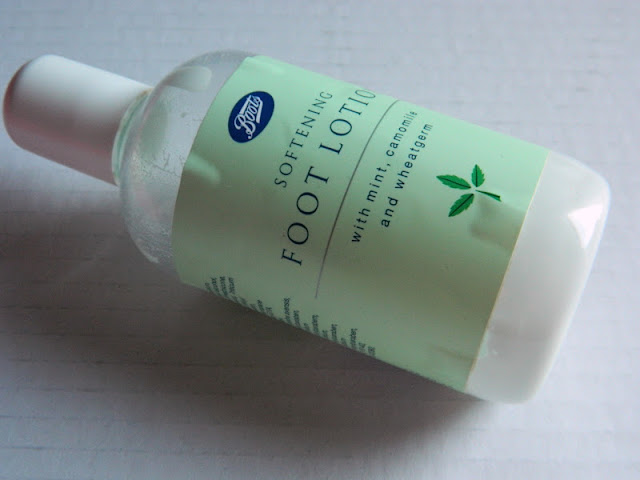 Boots Softening Foot Lotion