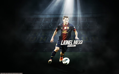 Gambar Lionel Messi Terbaru