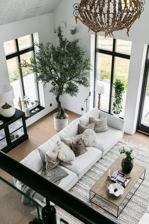 best modern living room decoration