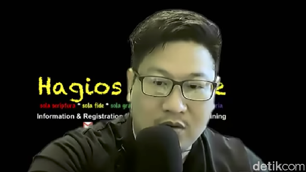 Alasan Jozeph Paul Zhang Lepas Status WNI: Kalau Tidak, Saya Ditangkap