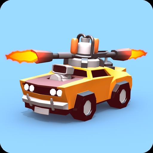 Crash of Cars v1.3.61 Apk Mod+Data [Dinheiro Infinito]