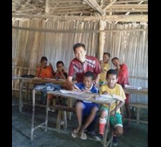 Kondisi Sekolah di Kupang