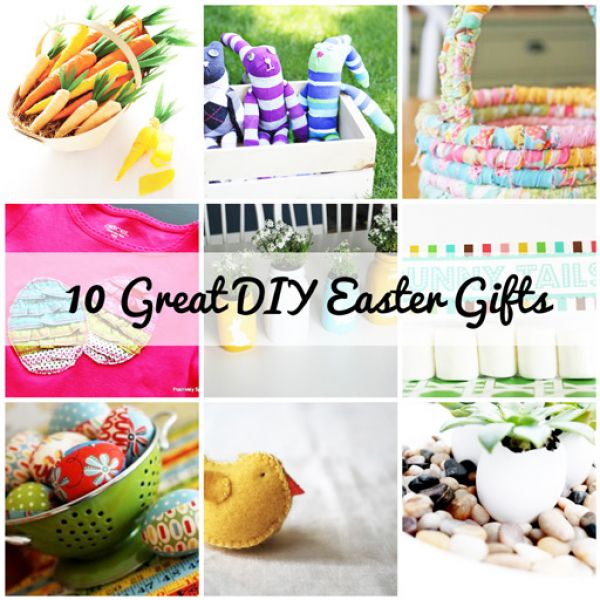 Marketing Online For Your Success: Diy Easter Gifts