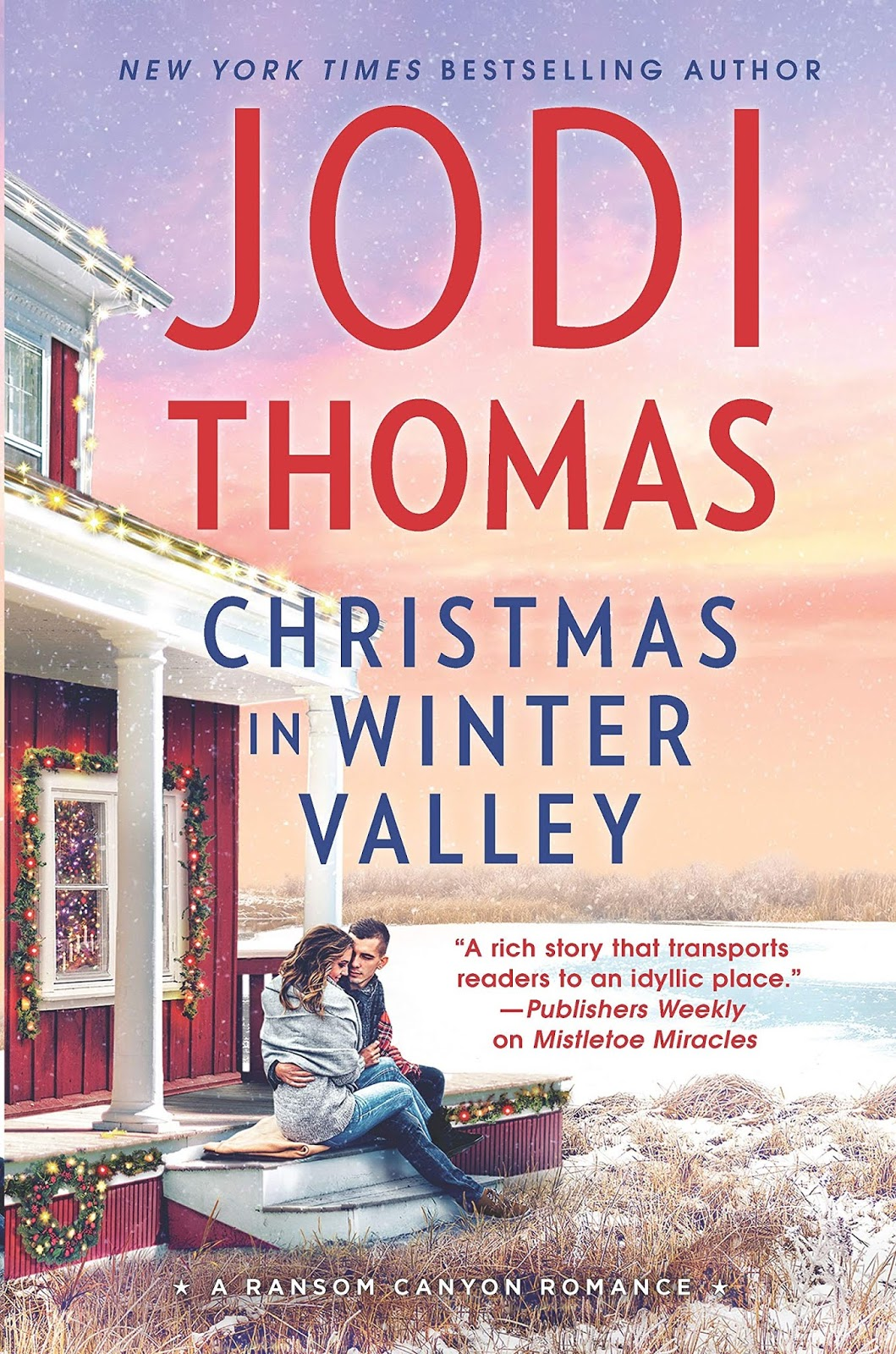 Christmas in Winter Valley book cover