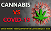 New Study Evaluates Cannabis as a Treatment for COVID-19
