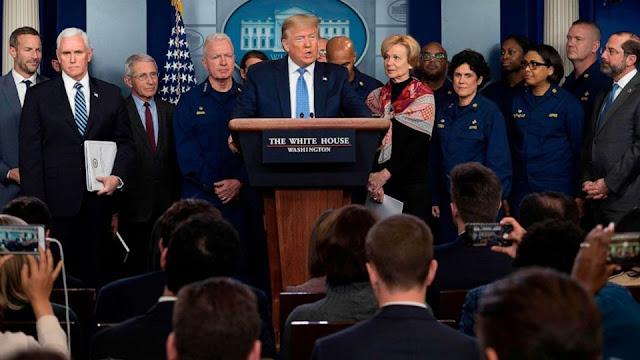 Tóm tắt nội dung buổi họp báo của chính quyền Trump 5/4