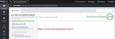 Daftar layanan uptime untuk memantau website5