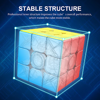 MoYu Meilong 3x3x3 stable structure