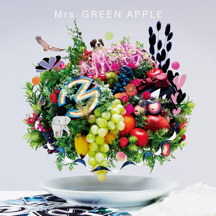 Mrs. GREEN APPLE – Inferno