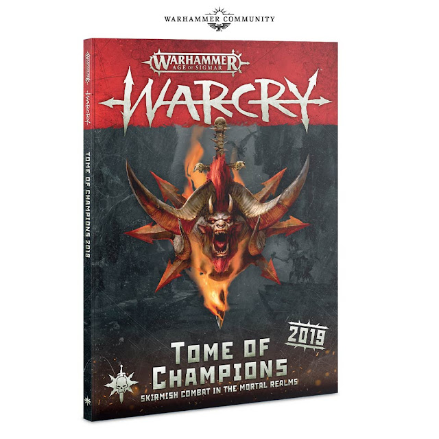 WarCry Tome of Champions