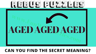 Can you find the hidden meaning in these rebus puzzles?