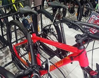 jual beli sepeda bekas dan baru di Cirebon