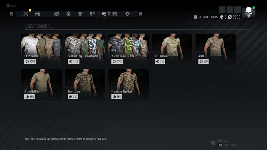 ghost recon breakpoint gear camos microtransactions grind ubisoft time savers removed
