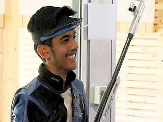 जूनियर शूटिंग वर्ल्ड कप में ऐश्वर्य प्रताप सिंह ने जीता गोल्ड